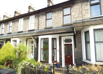 Thumbnail 3 bed terraced house for sale in Park Avenue, Kendal, Cumbria