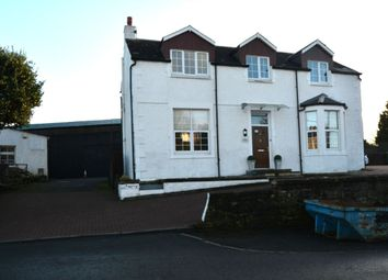 Thumbnail 3 bed detached house to rent in Mains Road, Linlithgow