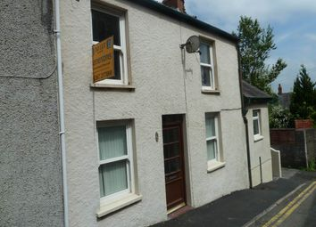 Thumbnail 2 bed cottage to rent in Old Priory Road, Carmarthen