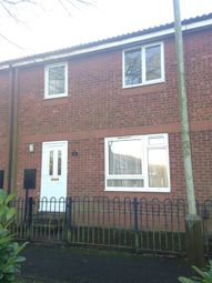 Thumbnail 3 bedroom terraced house for sale in Malham Close, Leicester