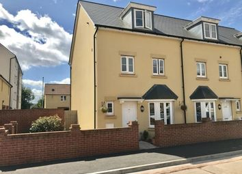 Thumbnail 4 bed end terrace house for sale in Norton Fitzwarren, Taunton, Somerset
