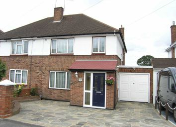 Thumbnail 4 bed semi-detached house for sale in Mill Way, Bushey