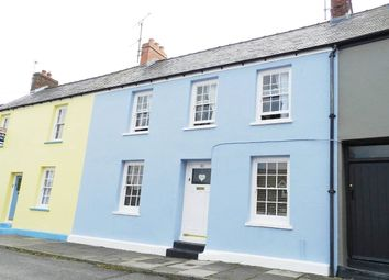 Thumbnail 3 bed terraced house for sale in Dew Street, Haverfordwest, Pembrokeshire