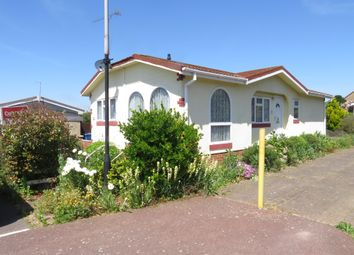 Thumbnail 2 bed mobile/park home for sale in Seasalter Road, Graveney, Faversham
