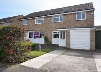 Thumbnail 3 bed semi-detached house for sale in Carradale Close, Eaglescliffe, Stockton-On-Tees
