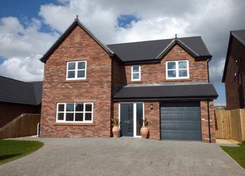 Thumbnail 5 bed detached house for sale in Plot 7 (Detached House), Thornedge Development, Station Road, Cumwhinton