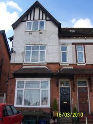 Thumbnail 1 bed flat to rent in Church Rd, Birmingham