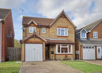 Thumbnail 4 bed detached house for sale in Blethan Drive, Stukeley Meadows, Huntingdon, Cambridgeshire.