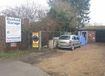 Thumbnail Parking/garage for sale in 40 Moorfield Road, Cambridge