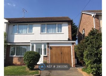 Thumbnail 3 bed semi-detached house to rent in Holbrook Road, Stratford-Upon-Avon