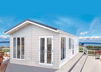Thumbnail 2 bedroom mobile/park home for sale in Battisford Park Luxury Lodge Developments, Plympton, Plymouth