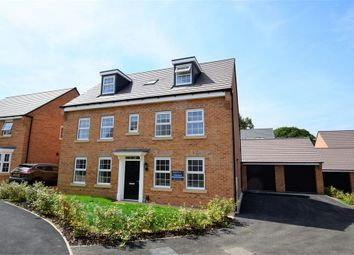 Thumbnail 5 bed detached house for sale in Ward Street, Earls Barton, Northampton