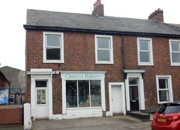 Thumbnail 3 bed end terrace house for sale in 261 Warwick Road, Carlisle, Cumbria