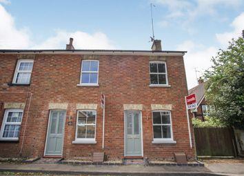 Thumbnail 2 bed end terrace house for sale in Sandy Lane, Heath And Reach, Leighton Buzzard