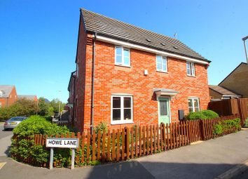 3 bed town house for sale in Kestrel Lane, Hamilton, Leicester LE5