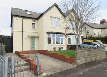 Thumbnail 4 bed semi-detached house for sale in Archer Road, Cardiff