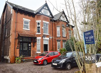 Thumbnail 2 bed flat for sale in Palatine Road, Withington, Manchester