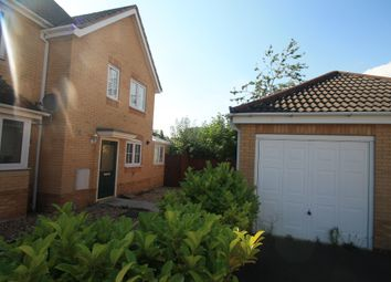 Thumbnail 2 bed property to rent in Morgan Close, Leagrave, Luton