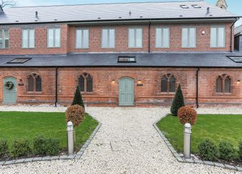 Thumbnail 4 bed town house for sale in Rising Lane, Knowle, Solihull