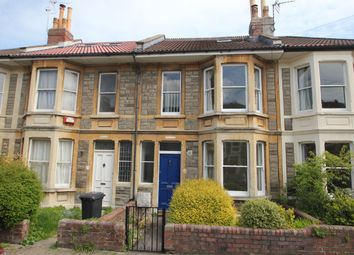 Thumbnail 4 bed terraced house for sale in Howard Road, Westbury Park, Bristol