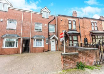 Thumbnail 5 bed town house for sale in South Road, Hockley, Birmingham