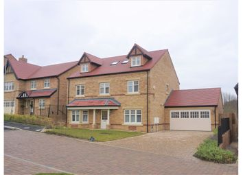 Thumbnail 5 bed detached house for sale in Oakland Park, Morpeth