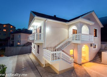 Thumbnail 5 bedroom terraced house for sale in Beautiful 5 Bedroom House With Sea View, Herceg Novi, Montenegro