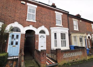Thumbnail 4 bed terraced house to rent in Portersfield Road, Norwich