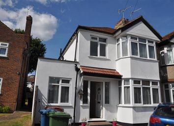 Thumbnail 4 bed semi-detached house to rent in Derby Avenue, Harrow Weald, Middx