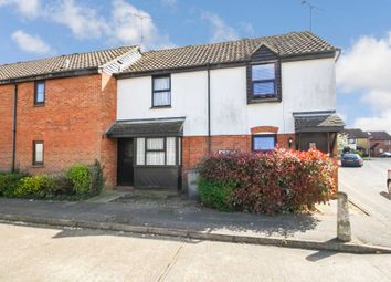 Thumbnail 1 bedroom end terrace house for sale in Colyers Reach, Chelmsford