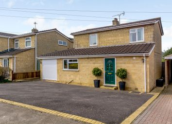 Thumbnail 4 bedroom detached house for sale in The Parklands, Hullavington, Chippenham