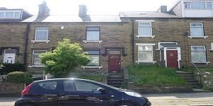 Thumbnail 2 bedroom terraced house for sale in Heidelberg Road, Bradford 9