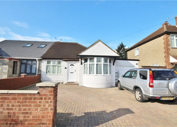 Thumbnail 3 bedroom semi-detached bungalow for sale in Cheyne Avenue, Twickenham