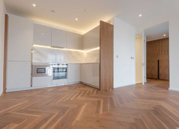Thumbnail 1 bed flat to rent in Ambassador Building, Embassy Gardens, Nine Elms, London