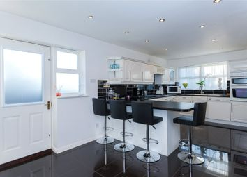 Thumbnail 4 bedroom detached house for sale in Wells Close, Cheshunt, Waltham Cross, Hertfordshire