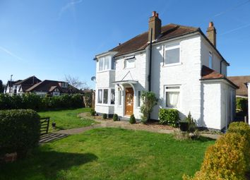 Thumbnail 5 bed detached house for sale in Dorking Road, Epsom