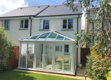 Thumbnail 3 bed semi-detached house for sale in Tigers Way, Axminster