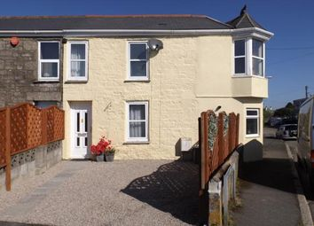Thumbnail 3 bed end terrace house for sale in Troon, Camborne, Cornwall