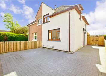 Thumbnail 3 bedroom semi-detached house for sale in Brown Street, Greenock, Inverclyde