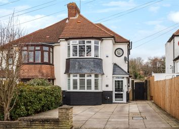 Thumbnail 3 bedroom semi-detached house for sale in Layhams Road, West Wickham