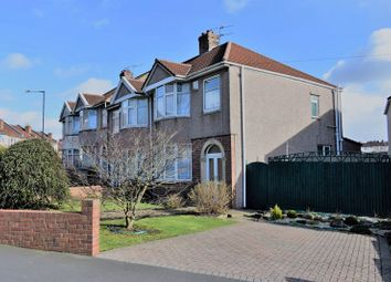 Thumbnail 3 bed end terrace house for sale in Plummers Hill, St George, Bristol
