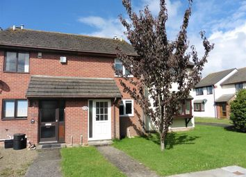 Thumbnail 2 bed terraced house to rent in Berkeley Close, Stratton, Bude, Cornwall
