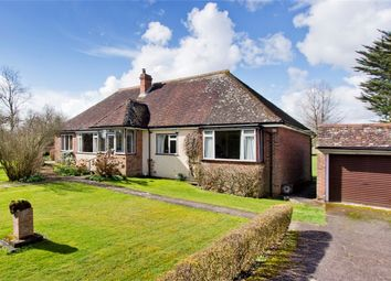 Thumbnail 6 bed detached bungalow for sale in Homelands, Pluckley Road, Bethersden, Kent