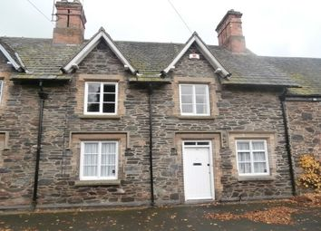 Thumbnail 3 bed cottage to rent in Main Street, Swithland
