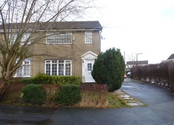 Thumbnail 3 bed semi-detached house for sale in Folly Hall Avenue, Bradford