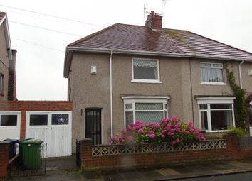 Thumbnail 3 bedroom semi-detached house for sale in Henderson Road, Sunderland