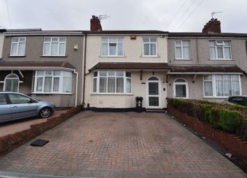 Elbury Avenue, Kingswood, Bristol BS15. 3 bed terraced house