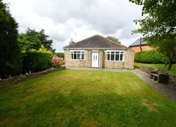 Thumbnail 3 bedroom bungalow to rent in Holmesfield, Dronfield
