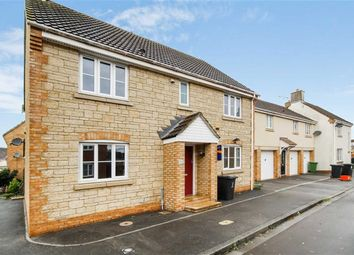 Thumbnail 4 bedroom semi-detached house for sale in Mayfly Road, Swindon