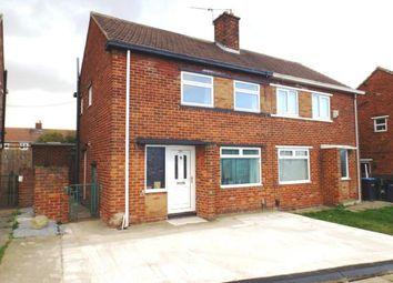 Thumbnail 2 bed semi-detached house for sale in Overdale Road, Middlesbrough, North Yorkshire